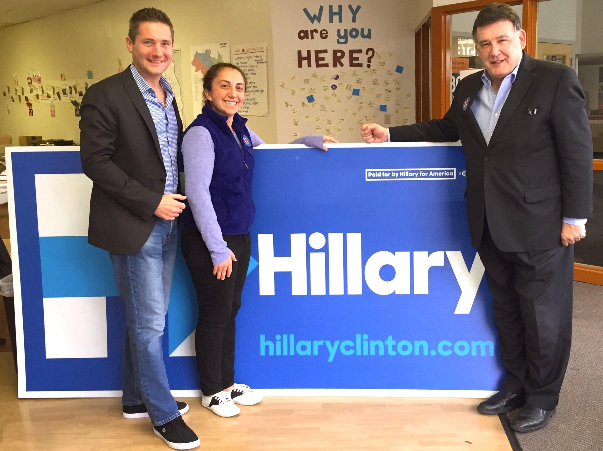 Hillary4NH