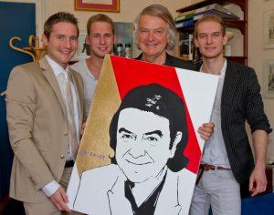 Peter Hofbauer, Richard Tremmel, Franz Teuchmann, Metropol, Wien