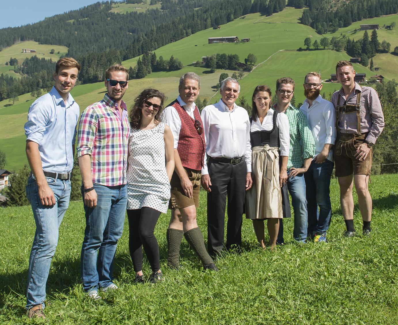 green startup spirit Alpbach